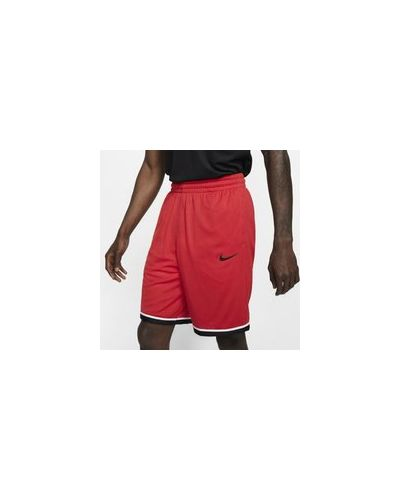 Классические баскетбольные шорты сетчатые Nike