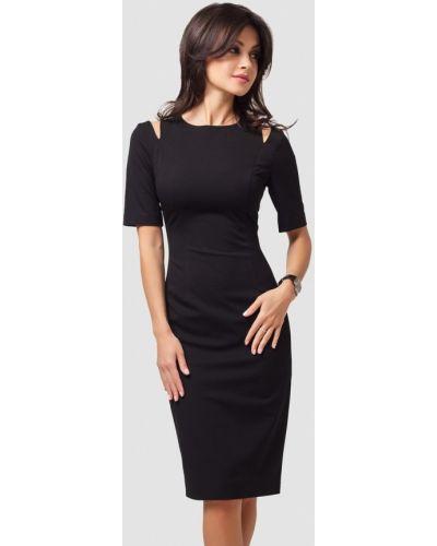 Платье платье-сарафан черное Olga Skazkina