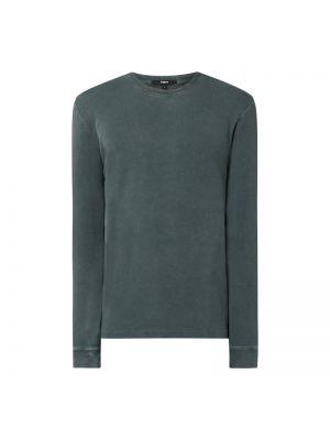 Bluza bawełniana turkusowa Tigha