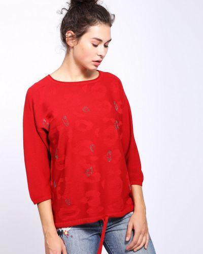 Пуловер красный Betty Barclay
