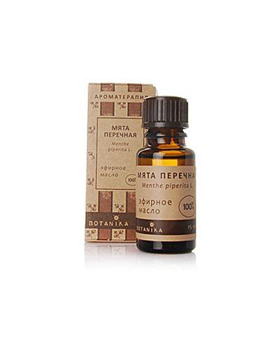 Эфирное масло ботаника