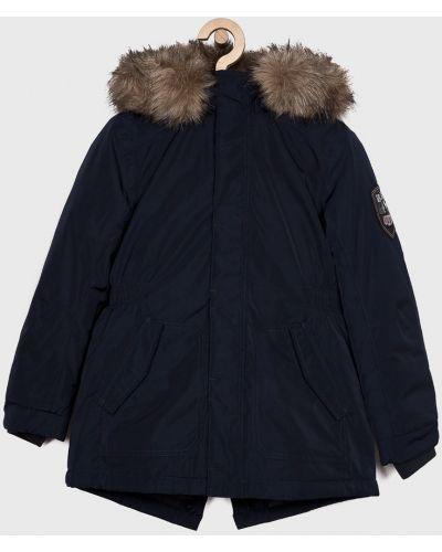Куртка длинная с капюшоном Name It