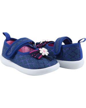 Туфли синие Kidix