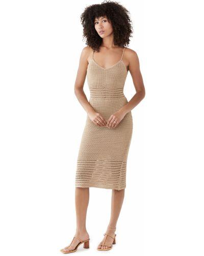 Текстильное платье Line & Dot
