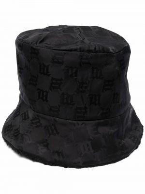 Акриловая шапка - черная Misbhv