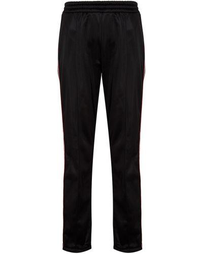 Брюки на резинке - черные Forte Couture
