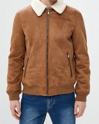 Утепленная куртка демисезонная осенняя Celio