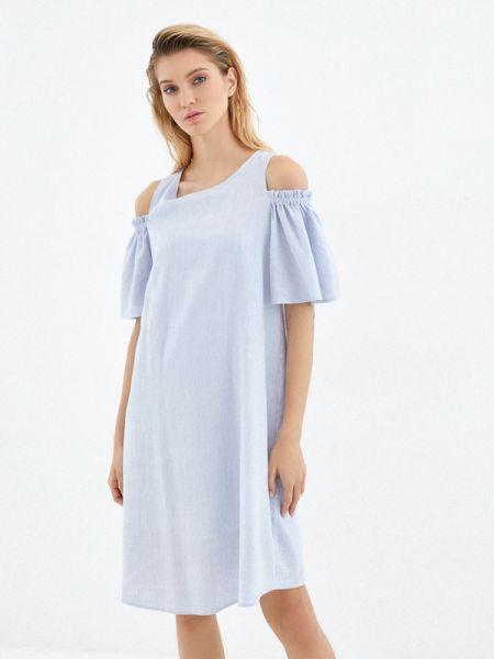 Платье из вискозы Zarina
