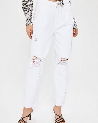 Прямые белые прямые джинсы Lime