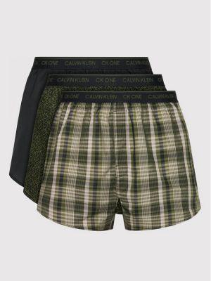 Majtki - zielone Calvin Klein Underwear