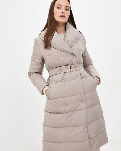 Бежевая зимняя куртка Savage