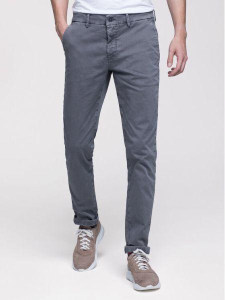 Szare spodnie materiałowe Vistula