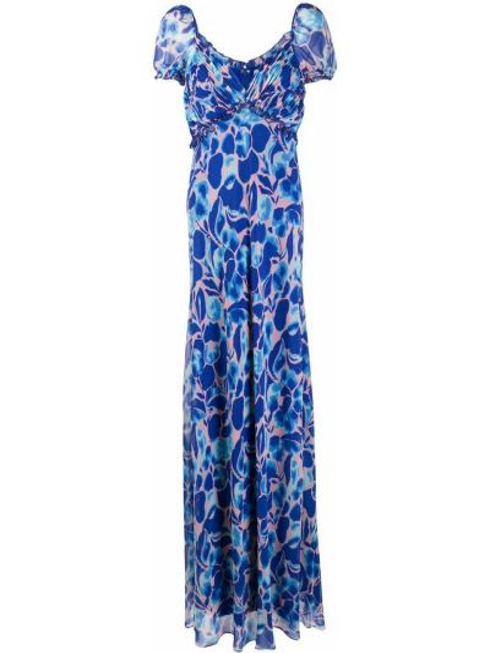 Прямое платье мини со вставками на молнии с драпировкой Dvf Diane Von Furstenberg