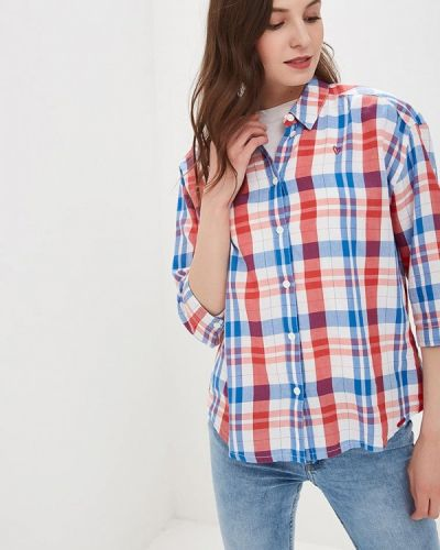 Рубашка с коротким рукавом индийский Q/s Designed By