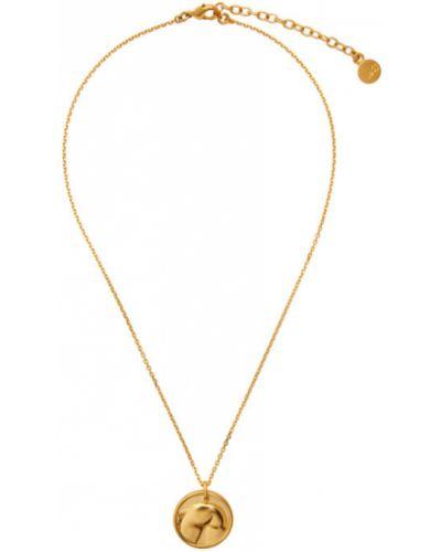 Медальон золотой Ludovic De Saint Sernin