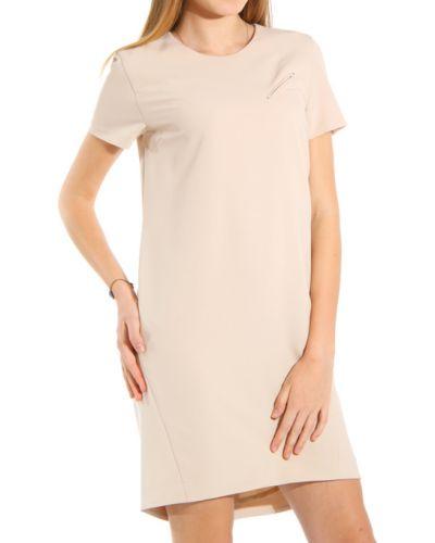 Платье весеннее бежевое Cerruti 18crr81