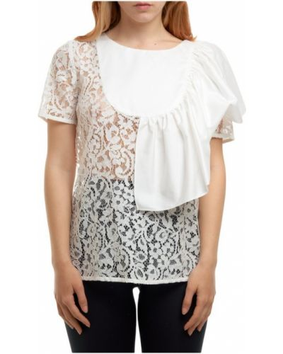 Biała koszula Les Bourdelles Des Garcons