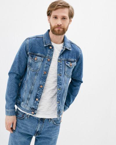 Синяя джинсовая куртка Colin's