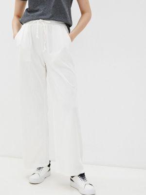 Повседневные белые брюки B.style