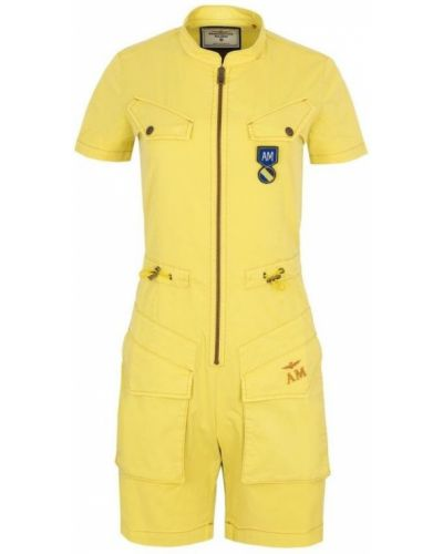 Żółty kombinezon Aeronautica Militare
