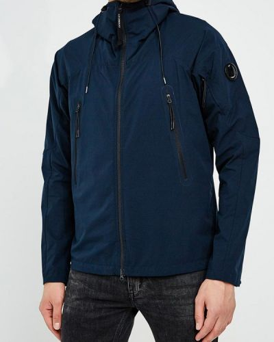Синяя куртка C.p. Company