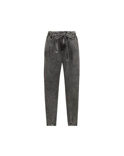 Хлопковые джинсы - серые Patrizia Pepe
