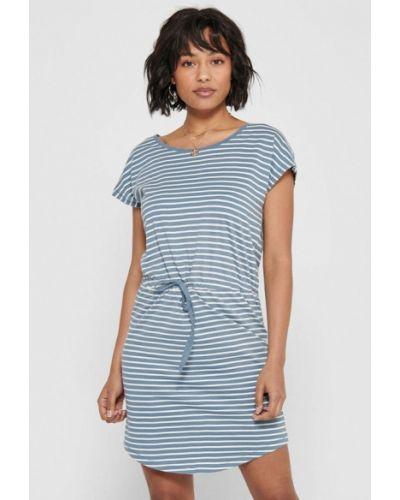 Платье-футболка - голубое Jack & Jones