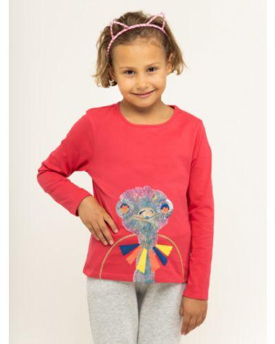 Bluzka - różowa Billieblush
