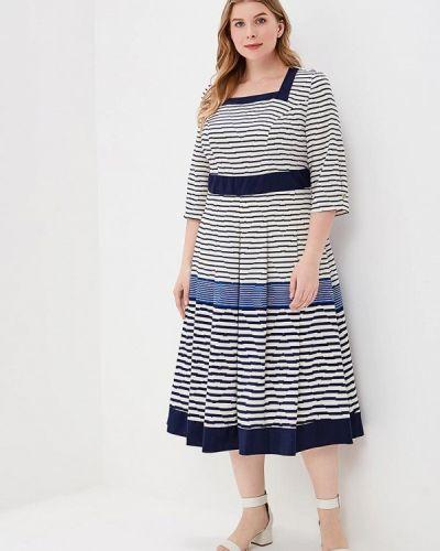 Повседневное платье весеннее Kr