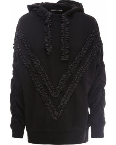 Czarna bluza Vivetta