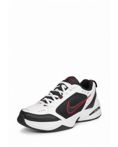 Белые кроссовки низкие Nike