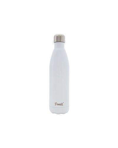 Бутылка для воды белая оранжевый S'well