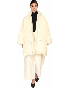 Стеганая куртка на пуговицах с карманами Jil Sander