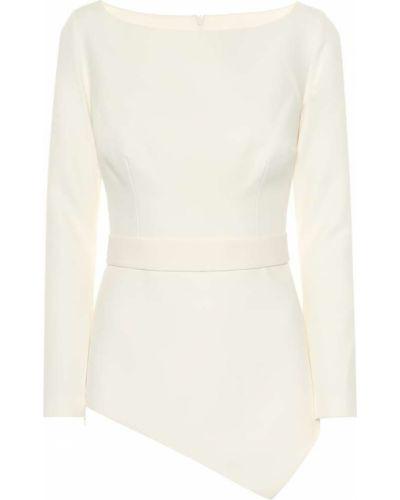 Блузка батник белая Safiyaa