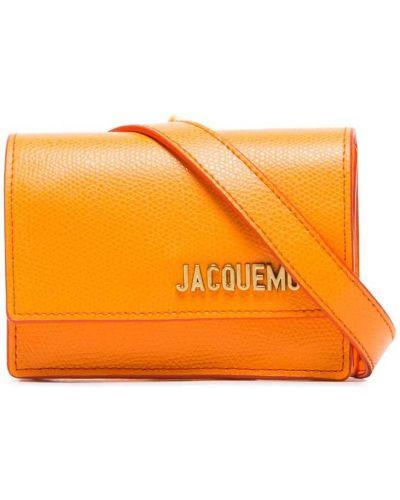 Поясная сумка оранжевый Jacquemus