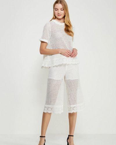 Блузка белая Marissimo