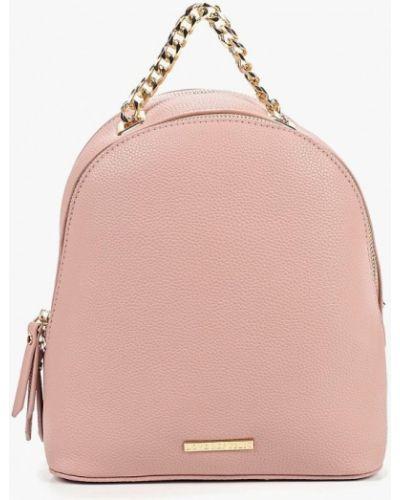 Рюкзак розовый из искусственной кожи Love Republic