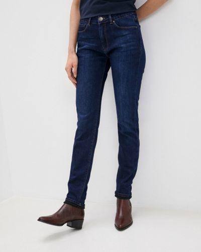 Синие джинсы-скинни узкого кроя Whitney