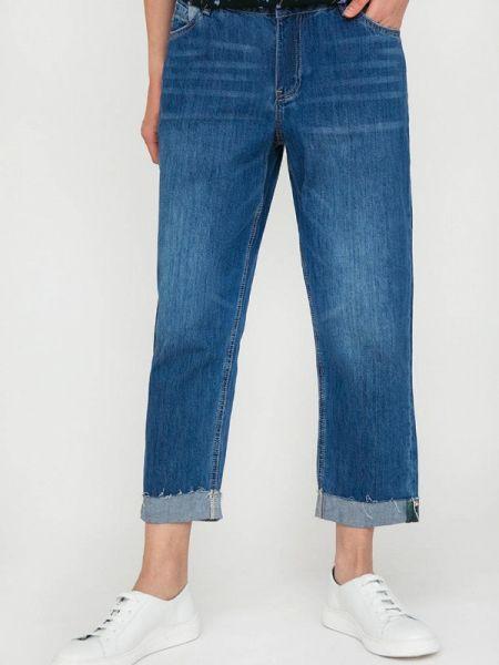 Широкие джинсы свободные расклешенные Finn Flare