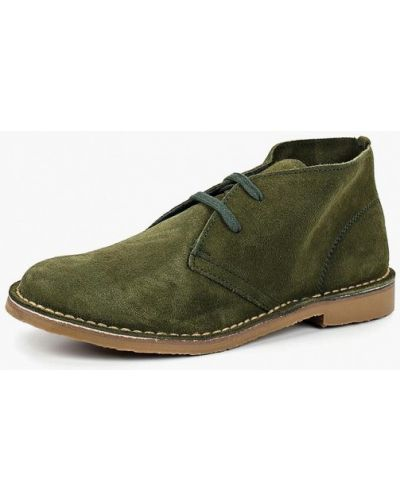 Ботинки осенние замшевые Lamania