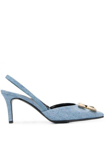 Туфли с ремешком с открытой пяткой Off-white