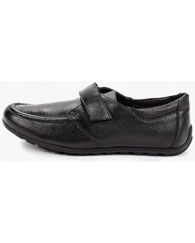 Туфли черные юничел