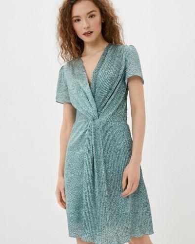 Зеленое платье летнее Mondigo