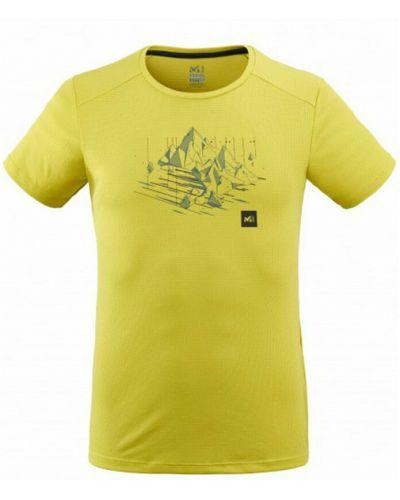 Żółta t-shirt Millet