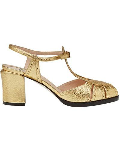 Сандалии на шнуровке высокие Fendi