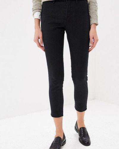 Черные брюки повседневные Polo Ralph Lauren