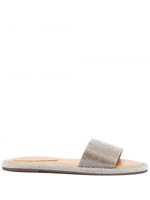 Sandały peep toe Schutz