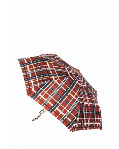 Оранжевый складной зонт Pierre Cardin