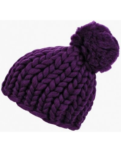 Фиолетовая шапка осенняя Cloudlet