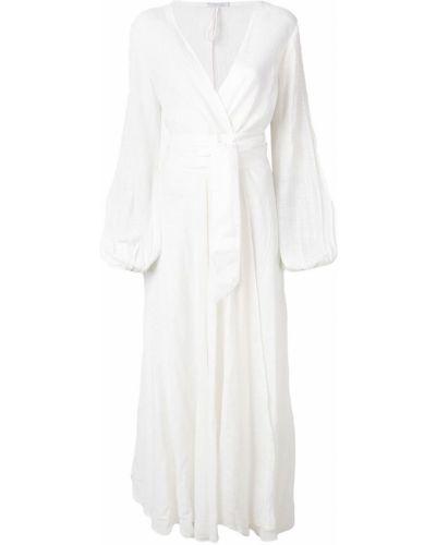 Пляжное платье с запахом на молнии Kalita